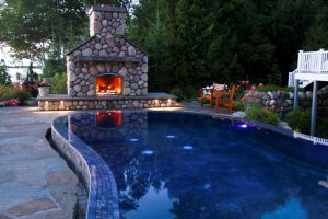 outdoor-fireplace-pool