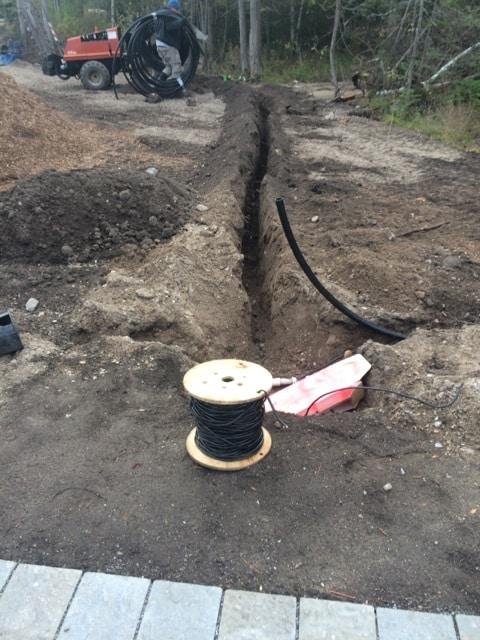 Drost expert irrigation installation
