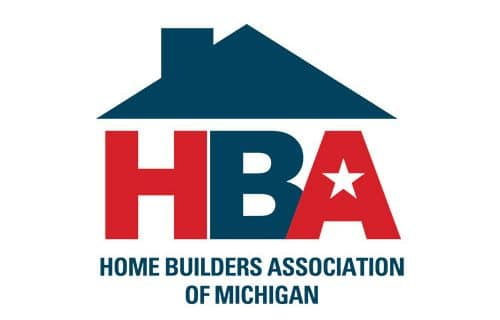 Home Builders Association (HBA) of Michigan logo