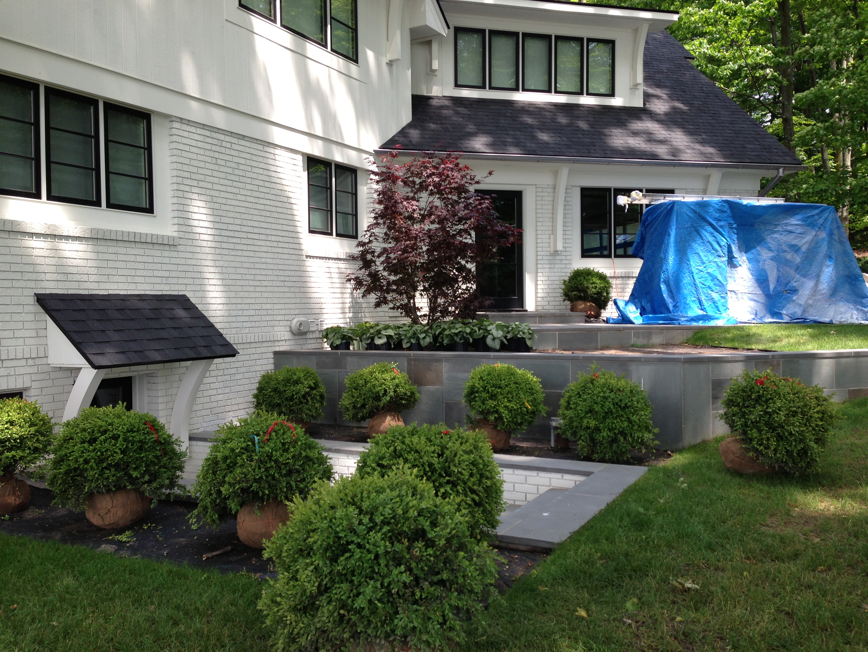 Drost Landscape installation
