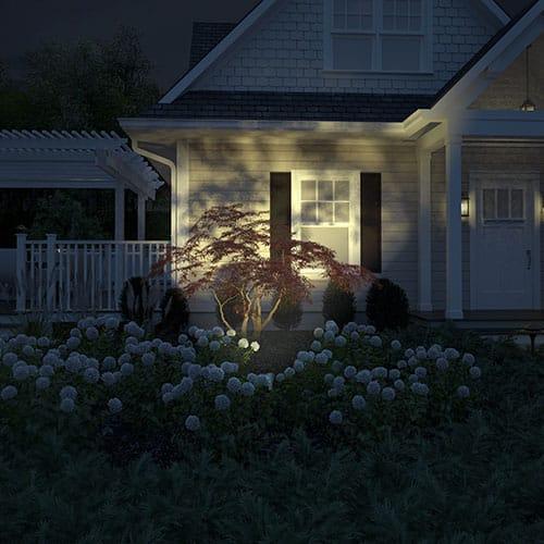L D Kichler Co: Where To Place Landscape Lighting