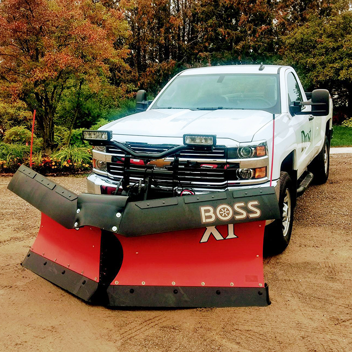 Commercial Snow Removal Traverse City